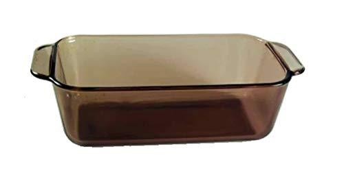 Corning Ware / Pyrex Fireside Amber Loaf Pan ( 1 1/2 Quart ) ( 213 )