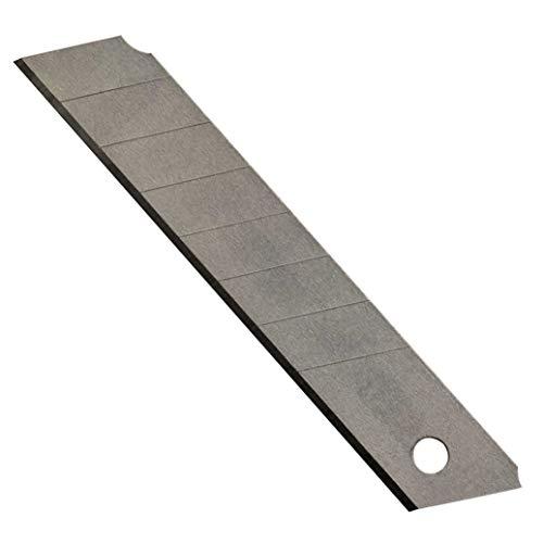 Original Fiskars Ersatzklingen für Cuttermesser, 18 mm, 10 Stück, 1004615