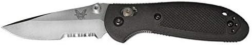 Benchmade - Mini Griptilian 556 EDC Manual Open Folding Knife