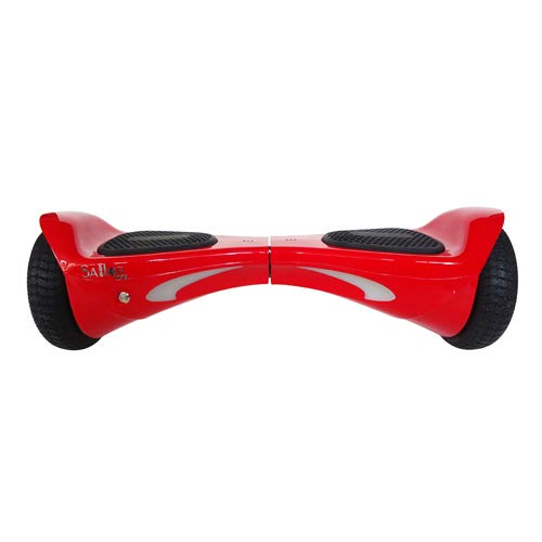 Sailor 2 Wheels Hoverboard for Kids & Adults with 6 Months Warranty-Vogue Red(SBW666SI)
