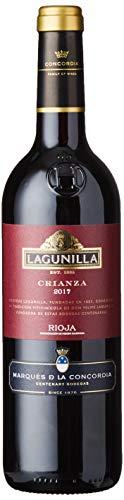 Caja de Lagunilla Crianza Vino Tinto D.O Rioja - 6 botellas x 750 ml. - 4500 ml