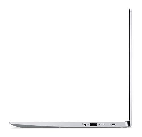 Acer Aspire 5 (A515-55-51NJ) 39,62 cm (15,6 Zoll Full-HD IPS matt) Multimedia Laptop (Intel Core i5-1035G1, 8 GB RAM, 512 GB PCIe SSD, Intel UHD, Win 10 Home) silber - 2