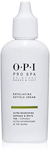 OPI Pro Spa - Crema Exfoliante de Cutículas para Hidratación de Uñas - 27 ml (22006694000)