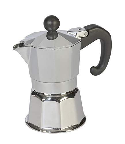New MOKA AMICA Roma (4 cups)