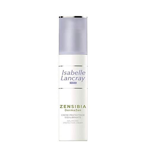 Isabelle Lancray Zensibia DermaZen Creme Protectrice Equilibrante, Systempflege für gereizte, empfindliche Haut, (1 x 50 ml)