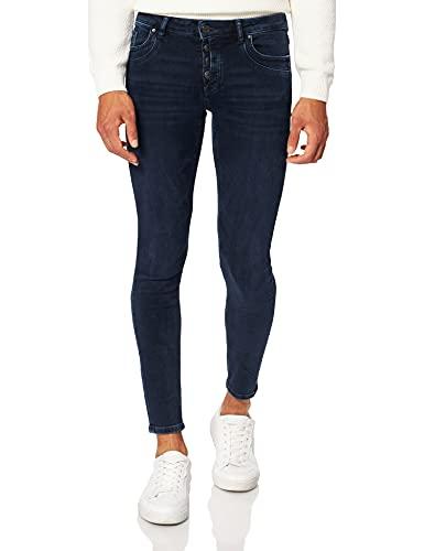 ESPRIT Damen 081EE1B338 Jeans, 905/BLUE Black, 34/32