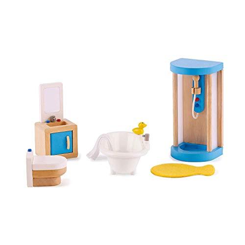 Hape E3451 Family Bathroom - Woo...