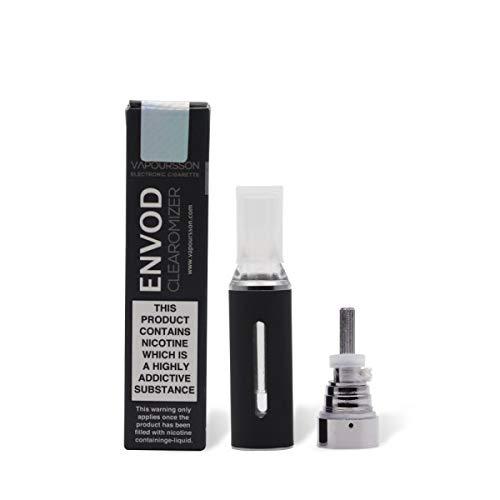 Vapoursson Tank für Envod für elektronische Zigarette E Shisha Clearomizer Long Lasting - groÃ?e Dampf Geld zurück Garantie