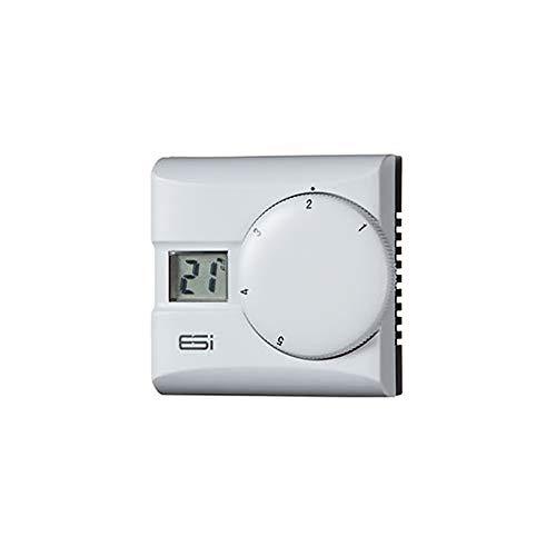 ESI ESRTD3 Digitale kamerthermostaat met uitgestelde start, energiebesparend, wit