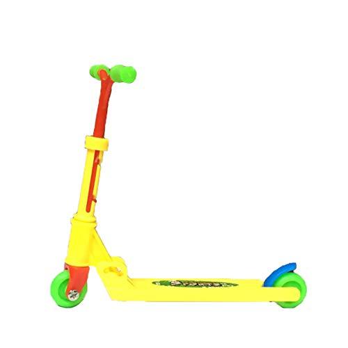 BAIRU Mini Scooter Zweirad Roller Kinder Lernspielzeug Finger Scooter Fahrrad