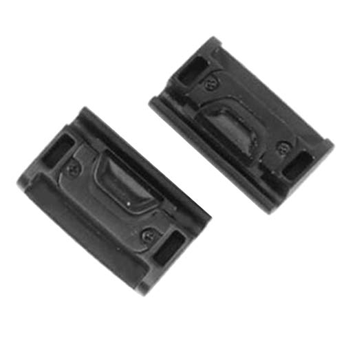 gazechimp Fecho/Conector de Pulseira de Relógio de Metal para Modelos de Relógio Garmin Fenix 5S - Preto