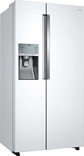 Samsung RS6500 RS5FK6608WW/EG Kühl-Gefrier-Kombination (Gefrierteil unten) /A++ / 182,5 cm / 361 kWh/Jahr / 395 L Kühlteil / 180 Gefrierteil/Space Max/Precise Chef Cooling/Eis- und Wasserspender
