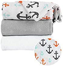 Tula Baby Blanket - Captain - 3-Pack