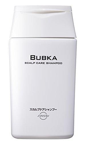 【BUBKAブブカ】NEWスカルプケアシャンプー200ml(乳酸菌配合)(ノンシリコンシャンプー)(オールインワン)