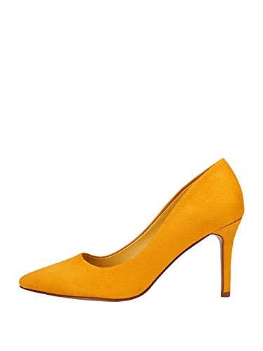 Marypaz, Nadelabsatz, Basic, für Damen, Gelb, Gelb - Senf - Größe: 37 EU