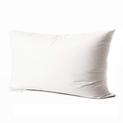 12 x 21 inch pillow insert - 8