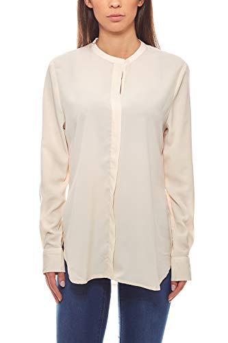 Bluse Damen-Longbluse Große Größen Top Rosa Travel Couture, Größenauswahl:44