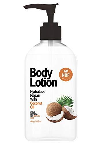 Crema Hidratante Coco marca NBF Health & Beauty