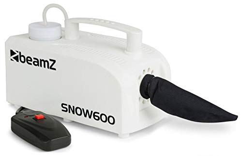 Beamz 160.559 - Maquina de nieve