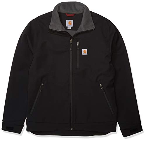Carhartt Crowley Jacket Ropa de abrigo, Black, L para Hombre