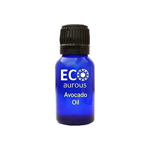 Avocado Oil 100% Natural, Organic, Vegan & Cruelty Free Avocado Essential Oil   Cold Pressed Avocado oil For Hair, Skin, Face (15 ml)