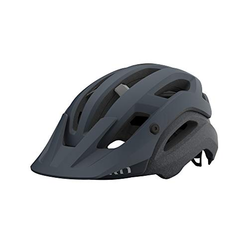 Giro Manifest Spherical Adult Mountain Bike Helmet - Matte Grey (2021), Large (59–63 cm)