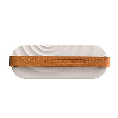 Haptian Home muur gemonteerd opknoping schoenen Slipper plank rack opslag elastische organisator