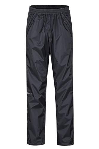 Marmot heren Precip Full Zip Pant Long Hardshell regenbroek, winddicht, waterdicht, ademend