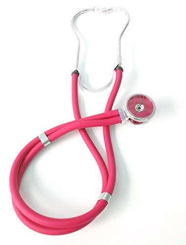 Estetoscópio rappaport colorido para uso adulto e infantil - Modelo ER200