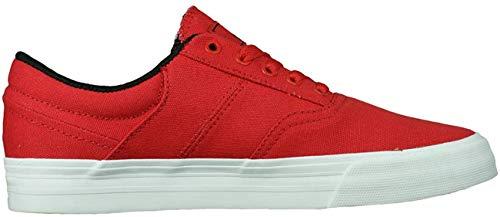 Supra Cobalt Canvas Zapatillas de Deporte para hombre-Red-38.5