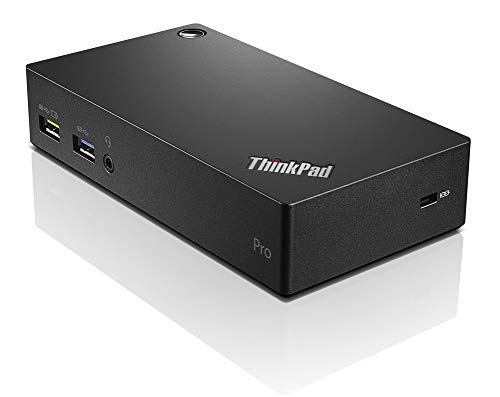 Lenovo ThinkPad USB 3.0 Pro Dock (EU) (inkl. Netzteil) (Generalüberholt)