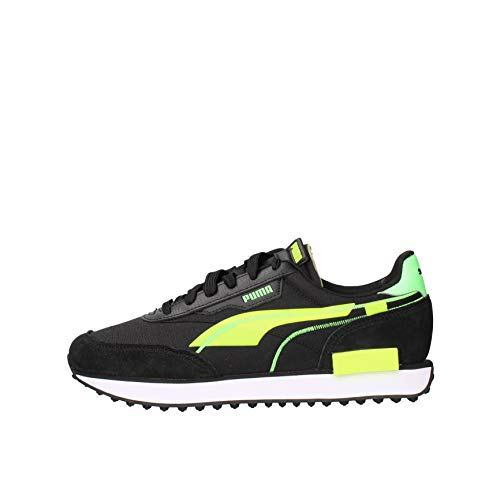 PUMA Future Ride - Zapatillas negras para hombre 381052-01 Negro 42.5 EU