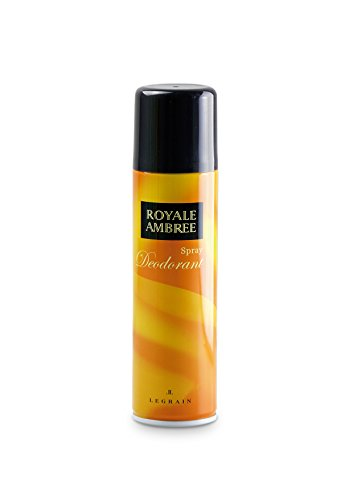 Royale Ambree Spray désodorisant 250 ml