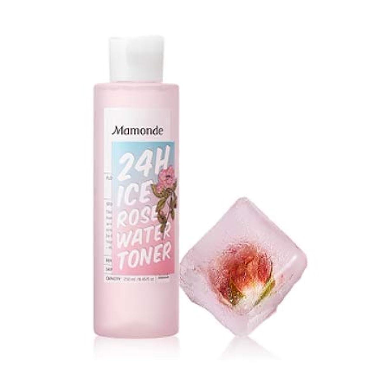 ズーム留まるコスト【マモンド.mamonde](公式)24Hアイスローズウォータートナー(250ml)(2019.05 new product)/ ice rose water toner