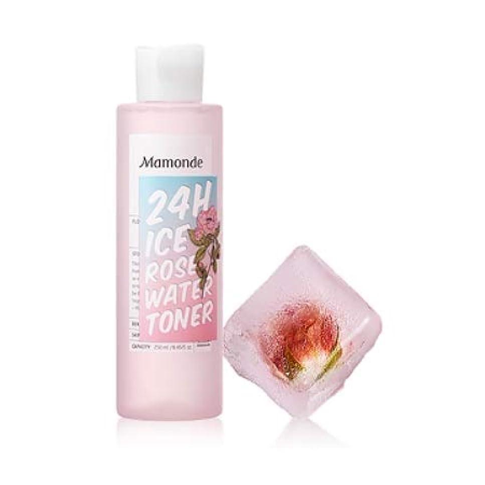 マトン処方レオナルドダ【マモンド.mamonde](公式)24Hアイスローズウォータートナー(250ml)(2019.05 new product)/ ice rose water toner