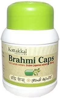 Kottakkal Arya Vaidya Sala Brahmi Capsules 60 Nos by Kottakkal Arya Vaidya Sala