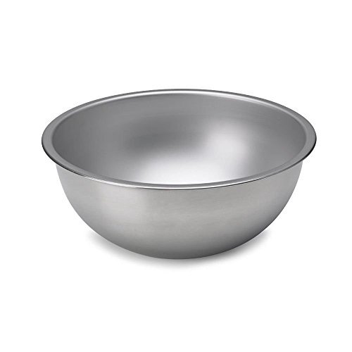 Vollrath 69130-1 69130 Wear-Ever Heavy Duty S/S 13 Quart Mixing Bowl, Silver