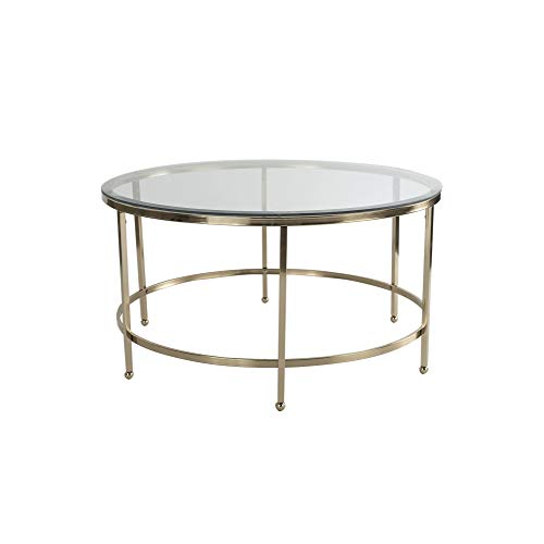 Adore Décor Addison Coffee Table, Gold
