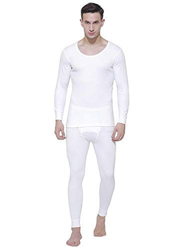 BODYCARE Solid Men Thermal Top 85 cm. (White)