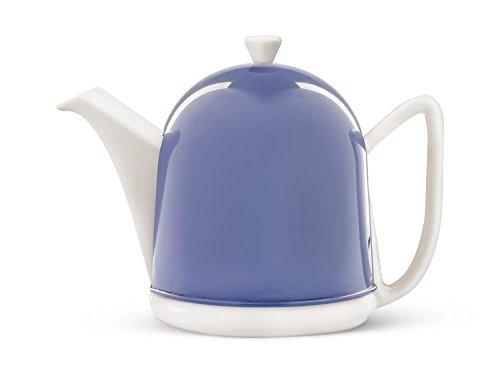 Bredemeijer Teekanne Manto 1,0L, Lavendel, Edelstahl, Violett, 13.8 x 23.7 x 17.3 cm