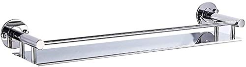 AINIYF Aseo baño estantes baño de Ducha de Acero Inoxidable 304 Organizador montado en la Pared Tocador, 3 tamaños (Tamaño: 400x120x50mm), Tamaño: 500x120x50mm, Color: Una (Size : 600x120x50mm)