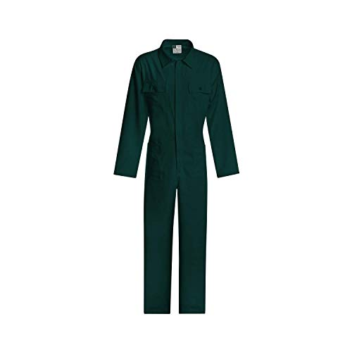 WORK AND STYLE Overall - Classico Grün, 44