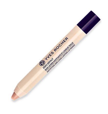 Yves Rocher - Lip Primer perfekter Halt: Mattiert Ihren Lippenstift und fixiert ihn für einen...