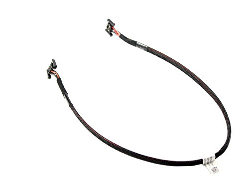 New Dell PowerEdge R720xd Black 10 Pins Backplane I2C Signal Cable RTHTV 0RTHTV CN-0RTHTV