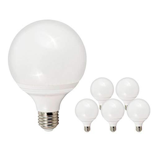 Pack de 5 Bombillas LED E27 Bajo Consumo GIJON G120 · Lámpara...