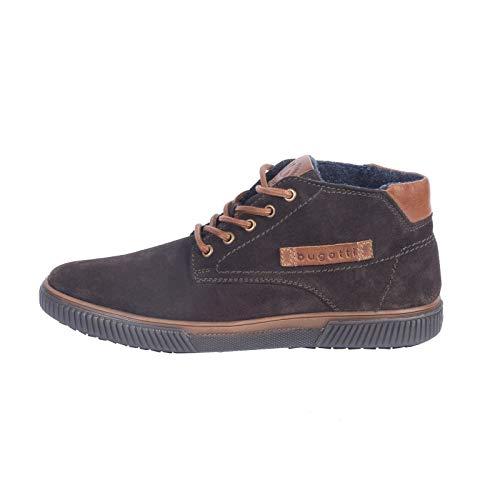 bugatti Herren 321603351400 Desert Boots, Grau, 44 EU