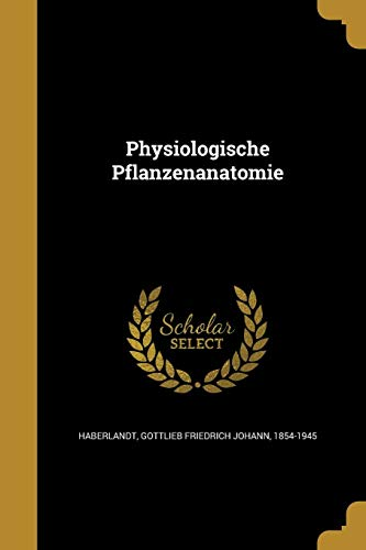GER-PHYSIOLOGISCHE PFLANZENANA
