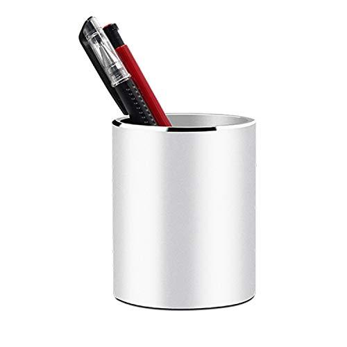 ペン立て ペンスタンド 金属 高級 立式筆置き 机上用品ファッションな 丸型製筆立て文具収納 オフェス用品 整理日常生活、事務 オフィスや学生生活に適しています