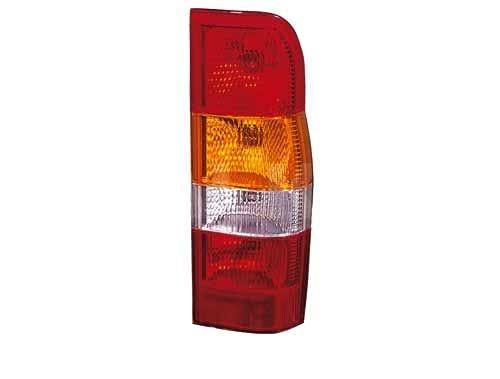 Depo 2202960 Feu arriére, sans porte-lampe, orange