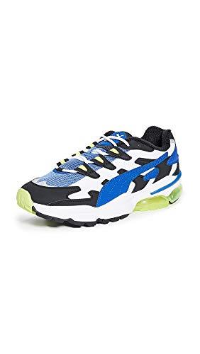 PUMA Select Mens Cell Alien OG Sneakers, Puma Black/Surf The Web, 10.5 Medium US